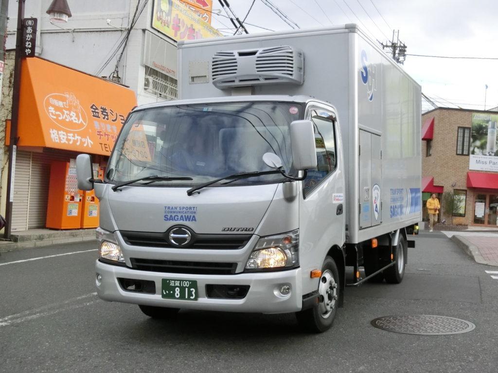 滋賀100い・813 デュトロ 守山営業所