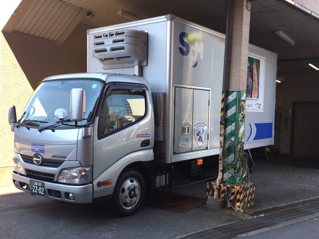 三重100い2202 デュトロ 松阪営業所