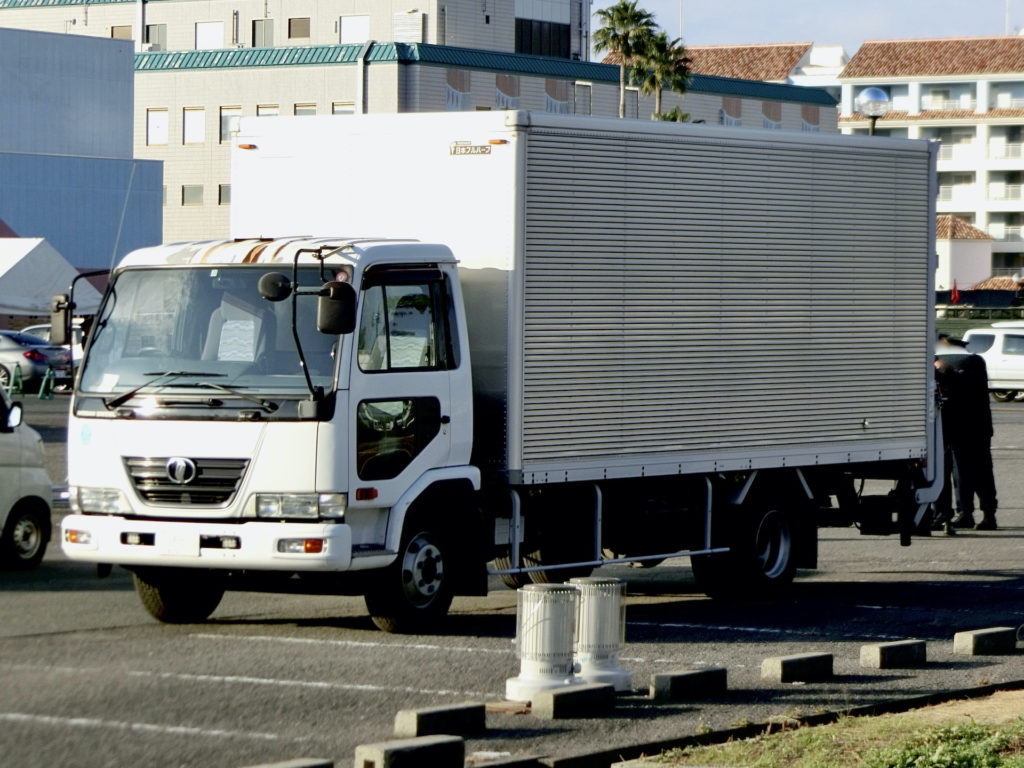 コンドル資材運搬車