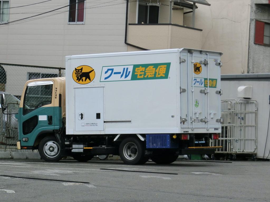 S1136号車 京都100い9163 いすゞ・エルフ